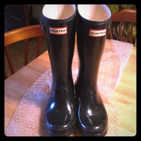 Hunter Other - Hunter Boots Girl Size 4